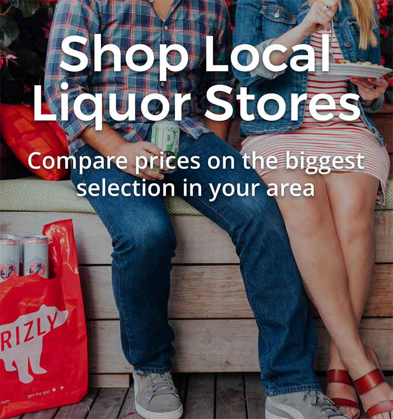 The Largest Selection of Alcohol Anywhere.